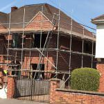 Current Double Storey Side Extension Gainsborough