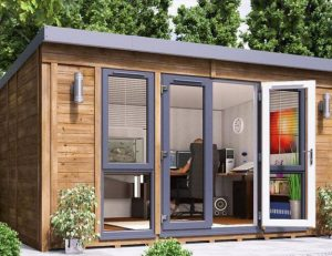 Outdoor Garden Office Scunthorpe