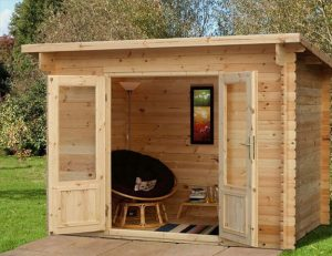 Small garden Office